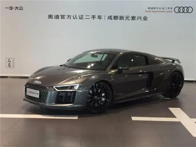 奥迪 奥迪R8  2016款 V10 Coupe Performance