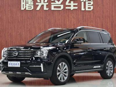 2020年6月 广汽传祺 GS8 390T 两驱豪华智联版(七座)图片