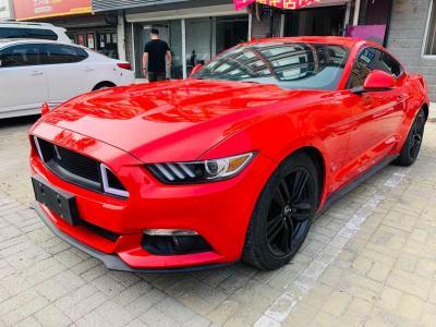2018年11月 福特 Mustang(进口) 2.3L EcoBoost图片