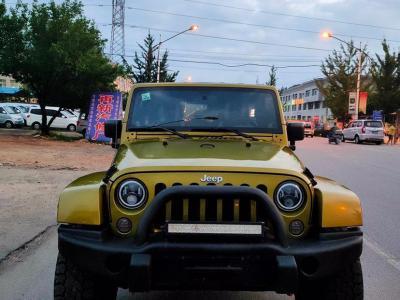 2008年4月 Jeep 牧马人(进口) 3.8L Sahara 四门版图片