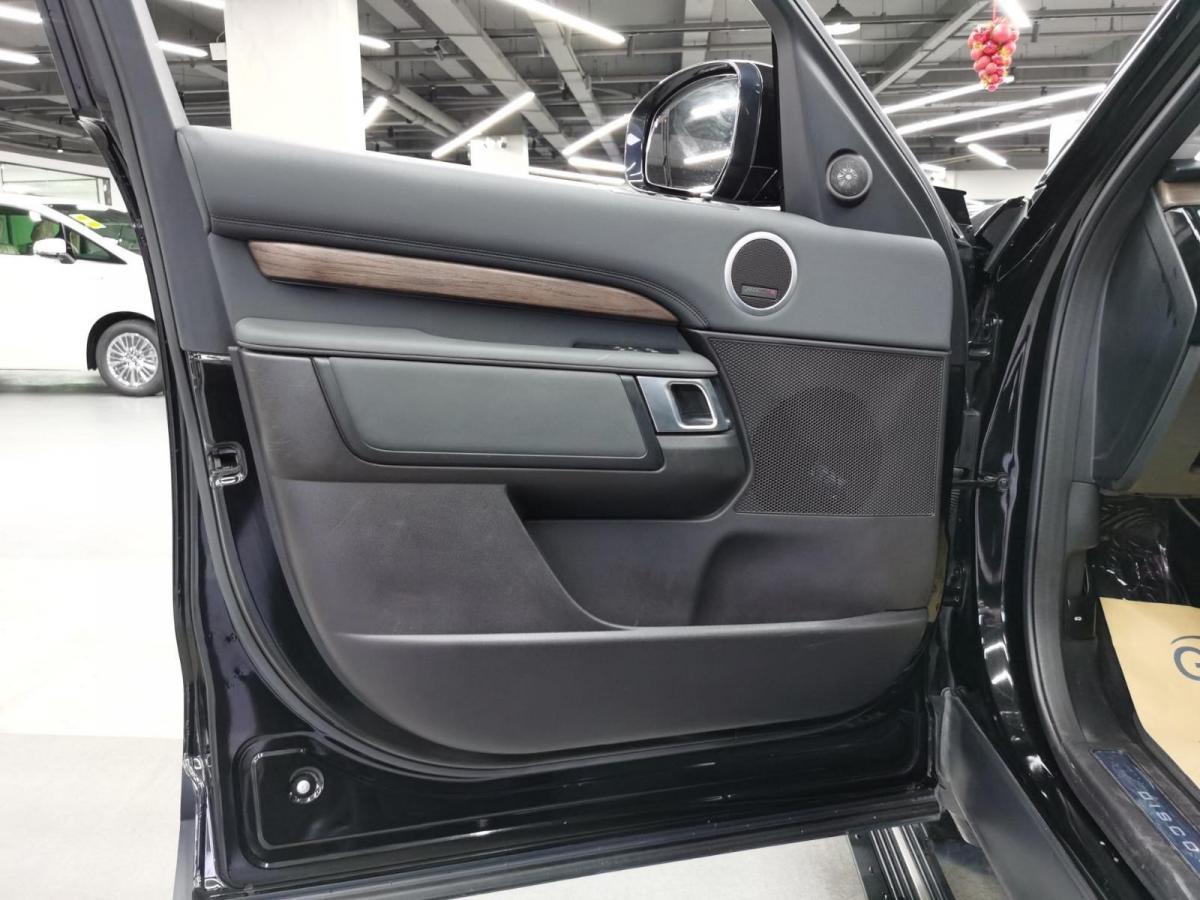 路虎 发现  2019款 3.0 V6 HSE图片