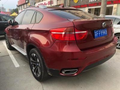 宝马 宝马X6 AC 3.0T 改装原型车:宝马 X6 35i