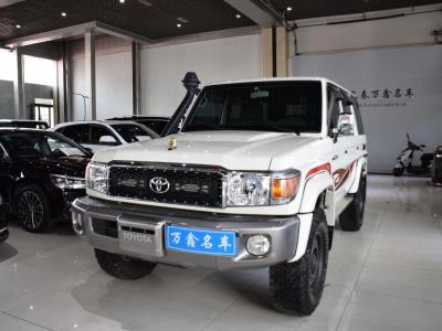 丰田 酷路泽70系列 2019款 酷路泽70系 4.0L LC76高配 中东