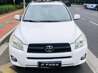 2010年8月 丰田 RAV4荣放  2.0L 自动豪华版图片