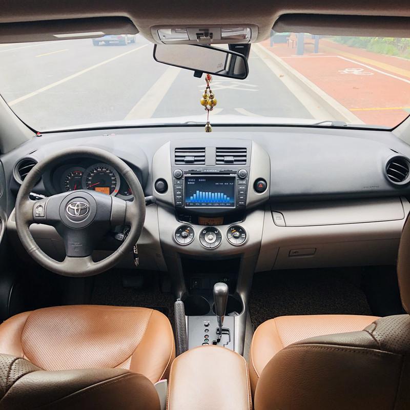 丰田 RAV4荣放  2009款 2.0L 自动豪华版图片