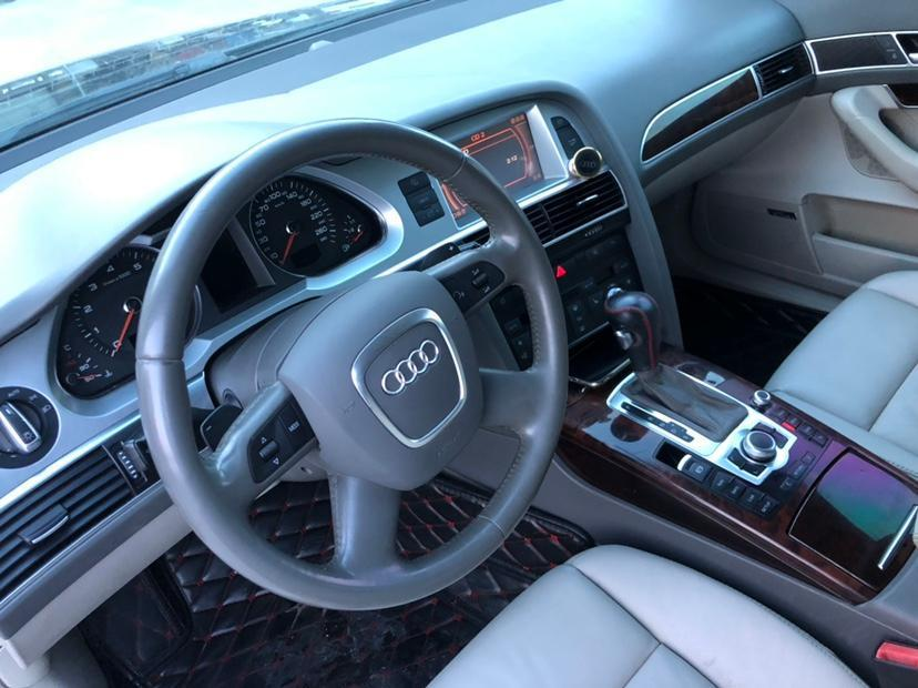 奥迪 奥迪A6L  2009款 2.4L 豪华型图片