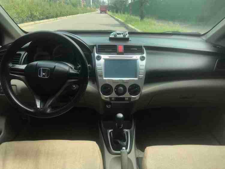 本田 锋范经典  2012款 1.5L 手动舒适版图片