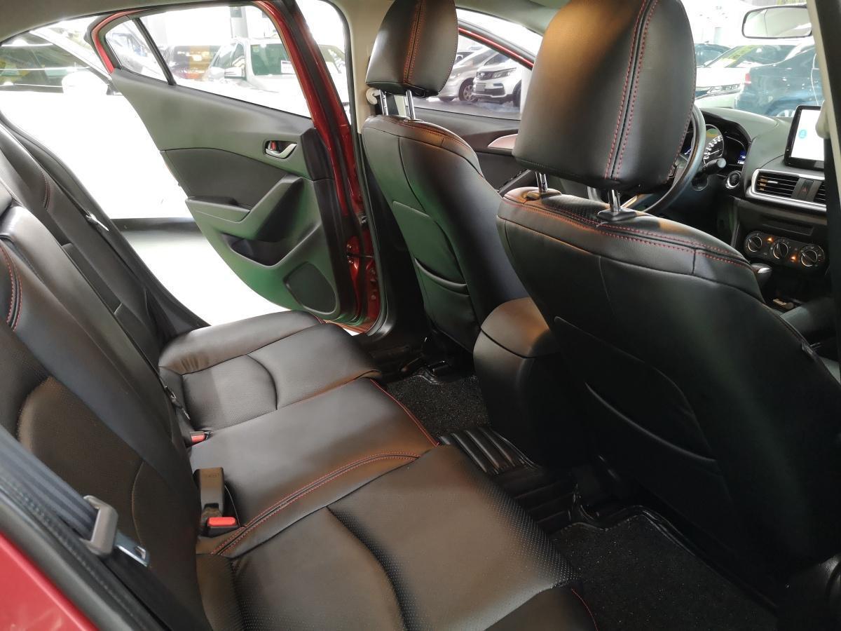 马自达 马自达3 Axela昂克赛拉  2017款  三厢 1.5L 自动舒适型 国VI图片