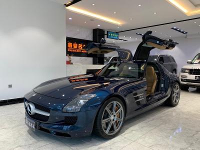 奔驰 奔驰SLS级AMG  2011款 SLS AMG图片