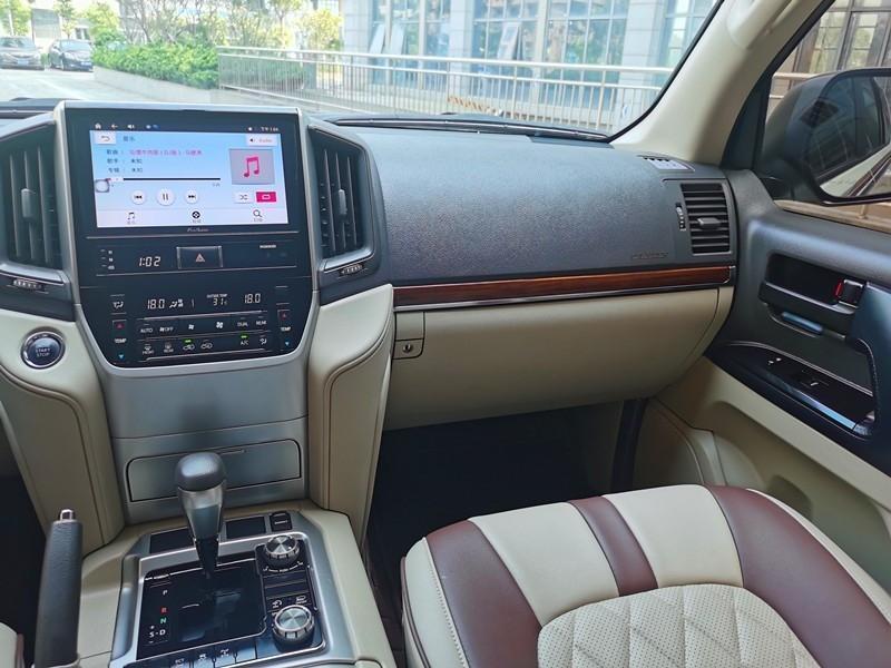 丰田 兰德酷路泽  2016款 4.0L 自动GX-R图片
