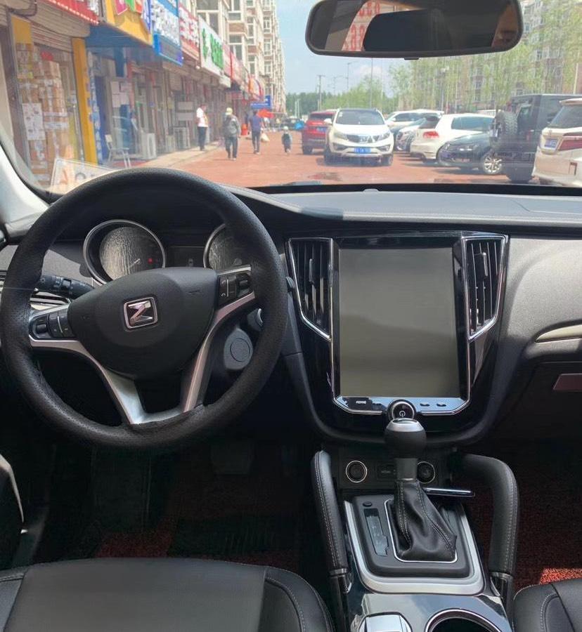 众泰 SR7  2016款 1.5T CVT魔方之路版 国V图片