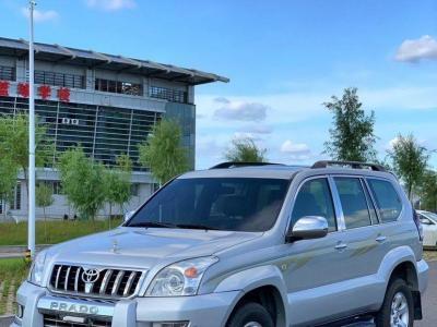 丰田 普拉多  2006款 4.0L 自动VX NAVI版图片