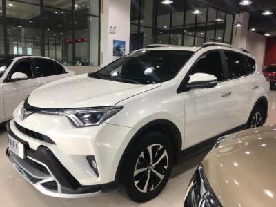 丰田 RAV4荣放  2018款 2.0L CVT两驱风尚X版