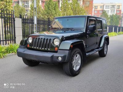 2010年7月 Jeep 牧马人  3.8L Sahara 四门版图片