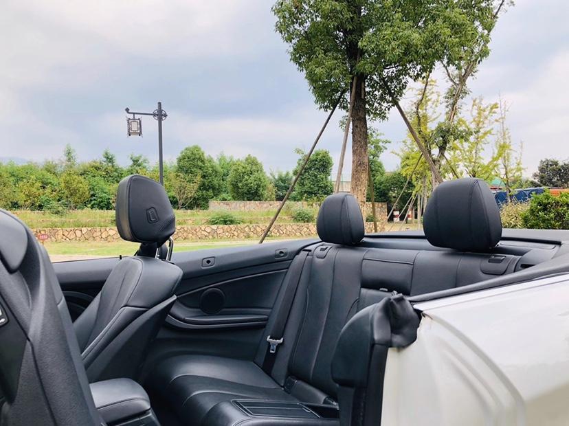 宝马 宝马4系  2016款 420i 敞篷时尚型图片