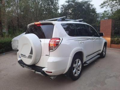 丰田 RAV4荣放  2011款 2.4L 自动四驱豪华版