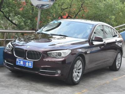 2012年11月 宝马 宝马5系GT(进口) 535i 典雅型图片