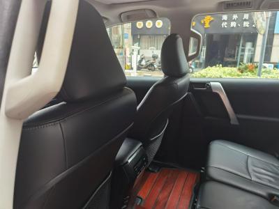 2017年8月 丰田 普拉多  2.7L 自动豪华版图片
