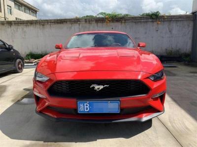 2017年1月 福特 Mustang(进口) 2.3T 性能版图片