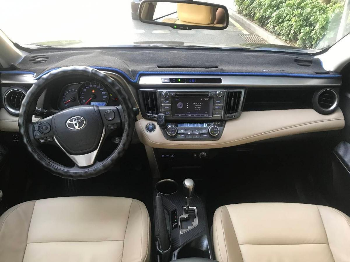 丰田 RAV4荣放  2018款 2.5L 自动四驱精英i版图片