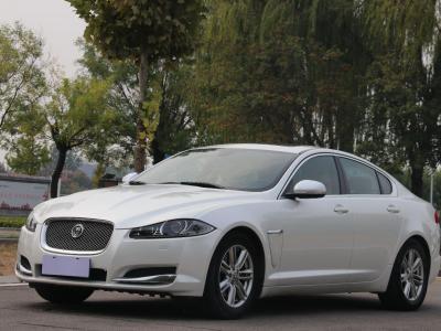 捷豹 XF  2012款 XF 3.0L V6豪华版图片