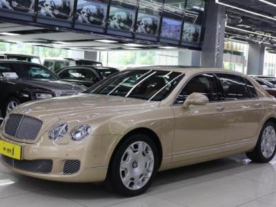 宾利 飞驰  W12 6.0T 豪华版