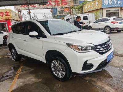 2017年5月 广汽传祺 GS4 200T 手动两驱舒适版图片