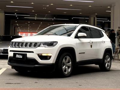 Jeep2019款 指南者 200T 自动家享-互联网大屏版 图片