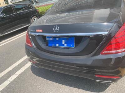 2014年10月 奔驰 奔驰S级(进口) S 320 L 商务型图片