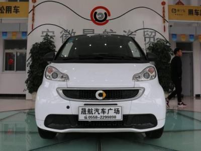 Smart Fortwo  Cabrio 1.0T 冰炫特别版图片