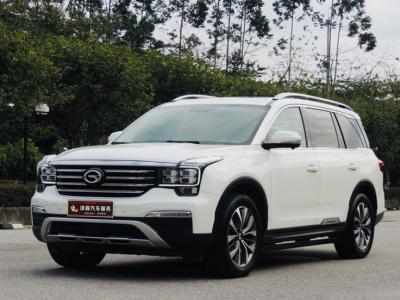 广汽传祺 GS8  2017款 320T 两驱豪华智联版图片