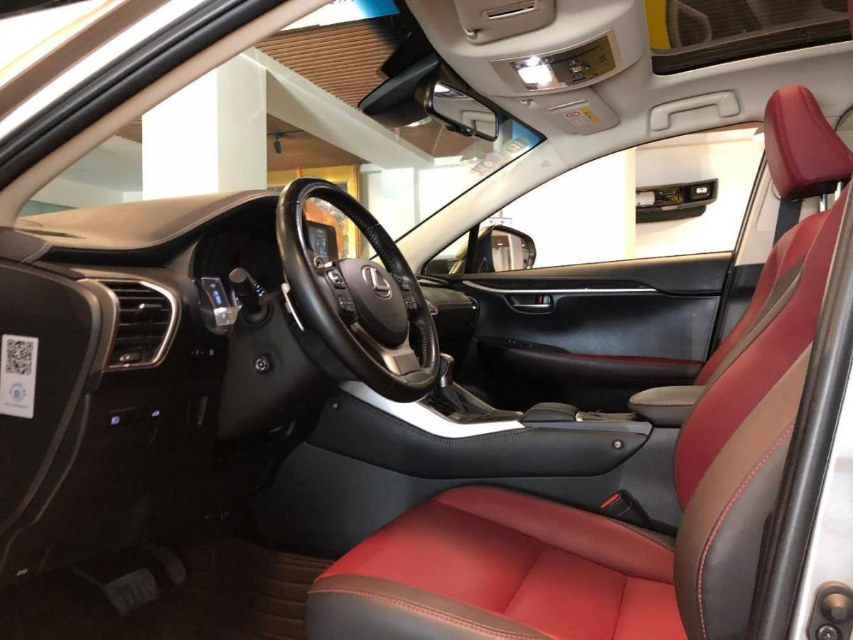 雷克萨斯 NX  2017款 300h 全驱 锋致版图片