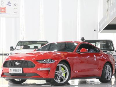 福特 Mustang  2020款 2.3L EcoBoost 驰影性能进阶版图片