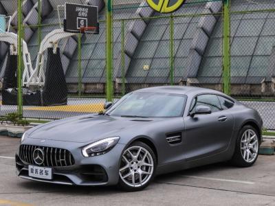 奔驰 奔驰AMG GT  2017款 AMG GT