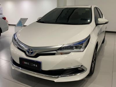 2019年3月 丰田 卡罗拉 双擎 1.8L E-CVT智尚版图片