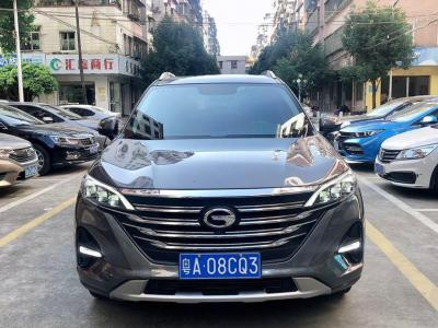 GS5图片 广汽传祺 270T 自动豪华版