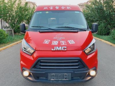2017年6月 江铃 特顺 2.8T商运型短轴低顶6/7/8座JX493图片
