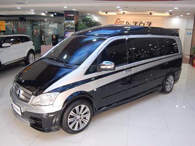 奔驰 威霆  2015款 3.0L 精英版