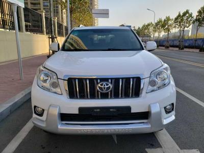 2012年10月 丰田 普拉多 4.0L 自动TX-L图片