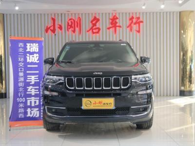 Jeep 大指揮官  2018款 2.0T 四驅尊享導航版