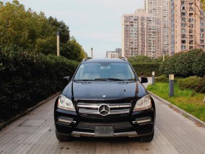 2012年9月 奔驰 奔驰GL级(进口) GL 350 柴油美规版图片