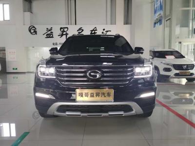 2018年11月 广汽传祺 GS8 320T 两驱豪华智联版图片