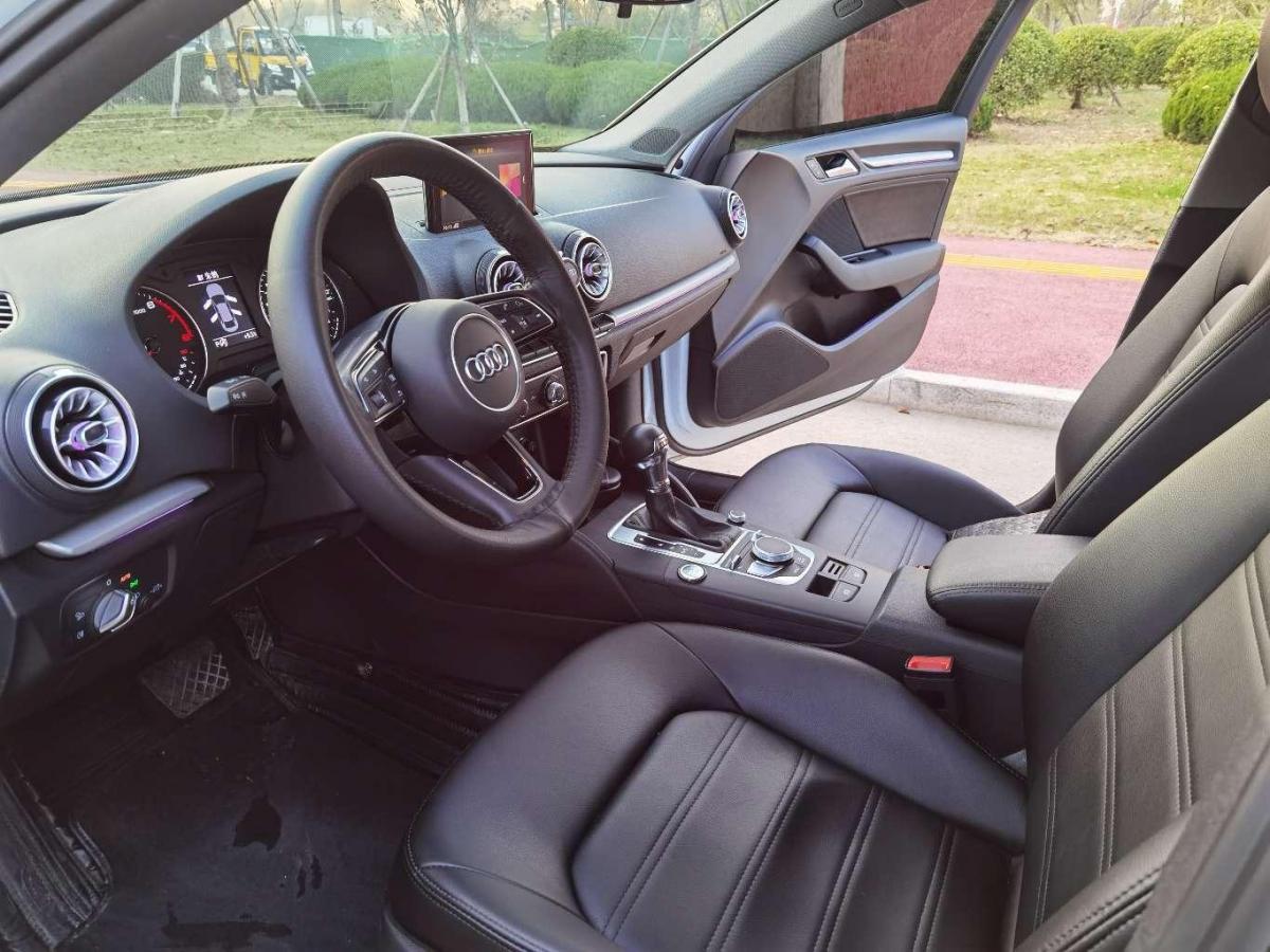 奥迪 奥迪A3  2019款 Limousine 35 TFSI 进取型 国VI图片