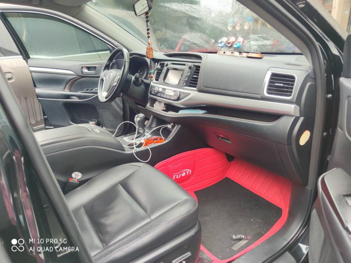 丰田 汉兰达  2018款 2.0T 两驱豪华版 7座图片