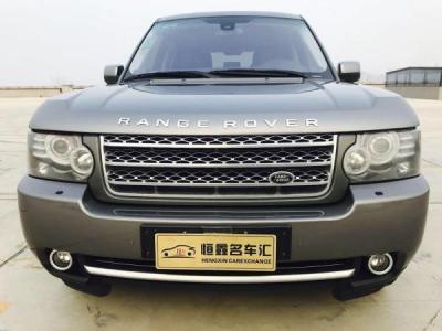 2011年7月 路虎 揽胜行政版 5.0L NA汽油型图片