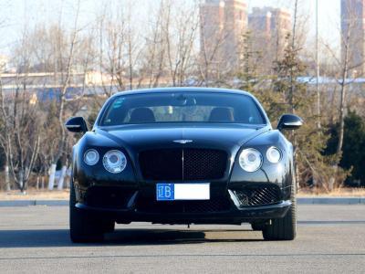 2014年2月 宾利 欧陆 6.0T GT Speed图片