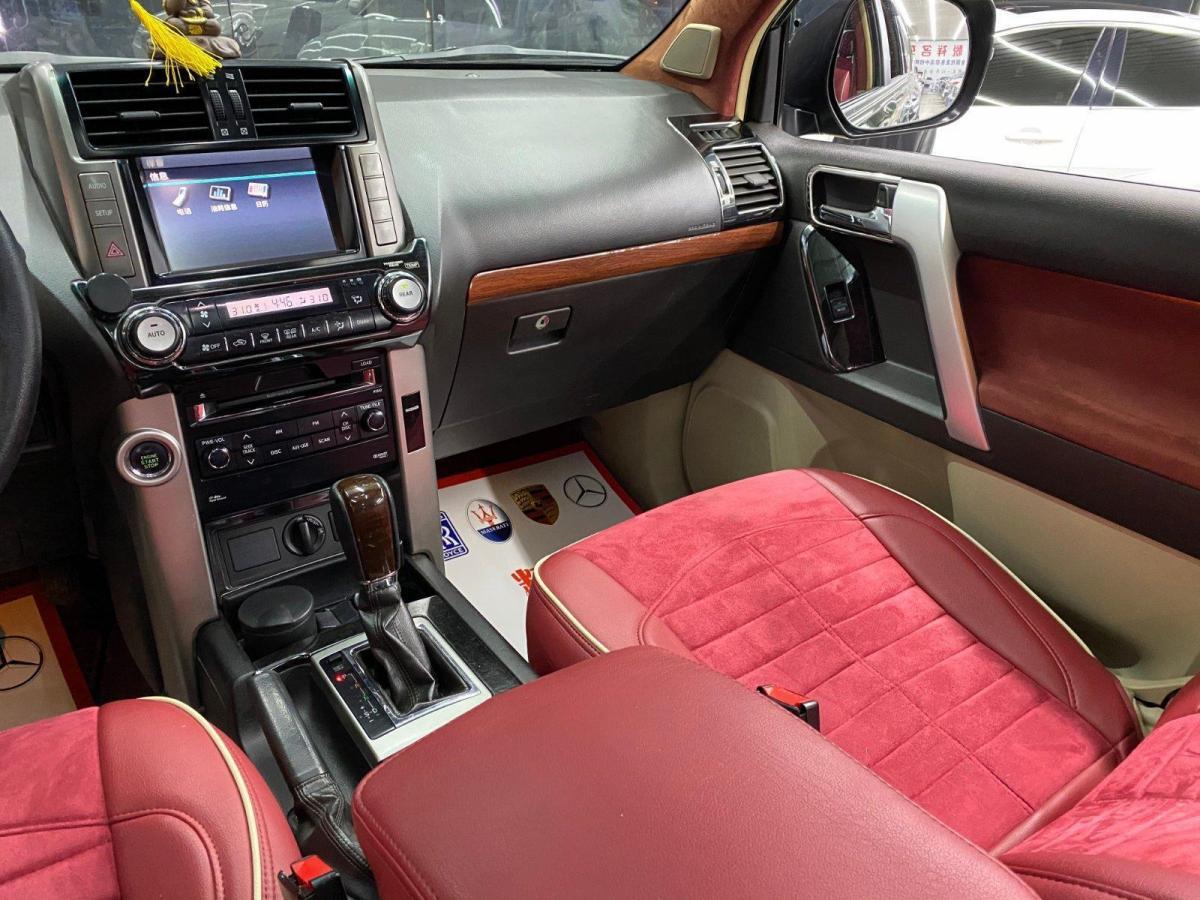 丰田 普拉多  2010款 4.0L 自动VX图片