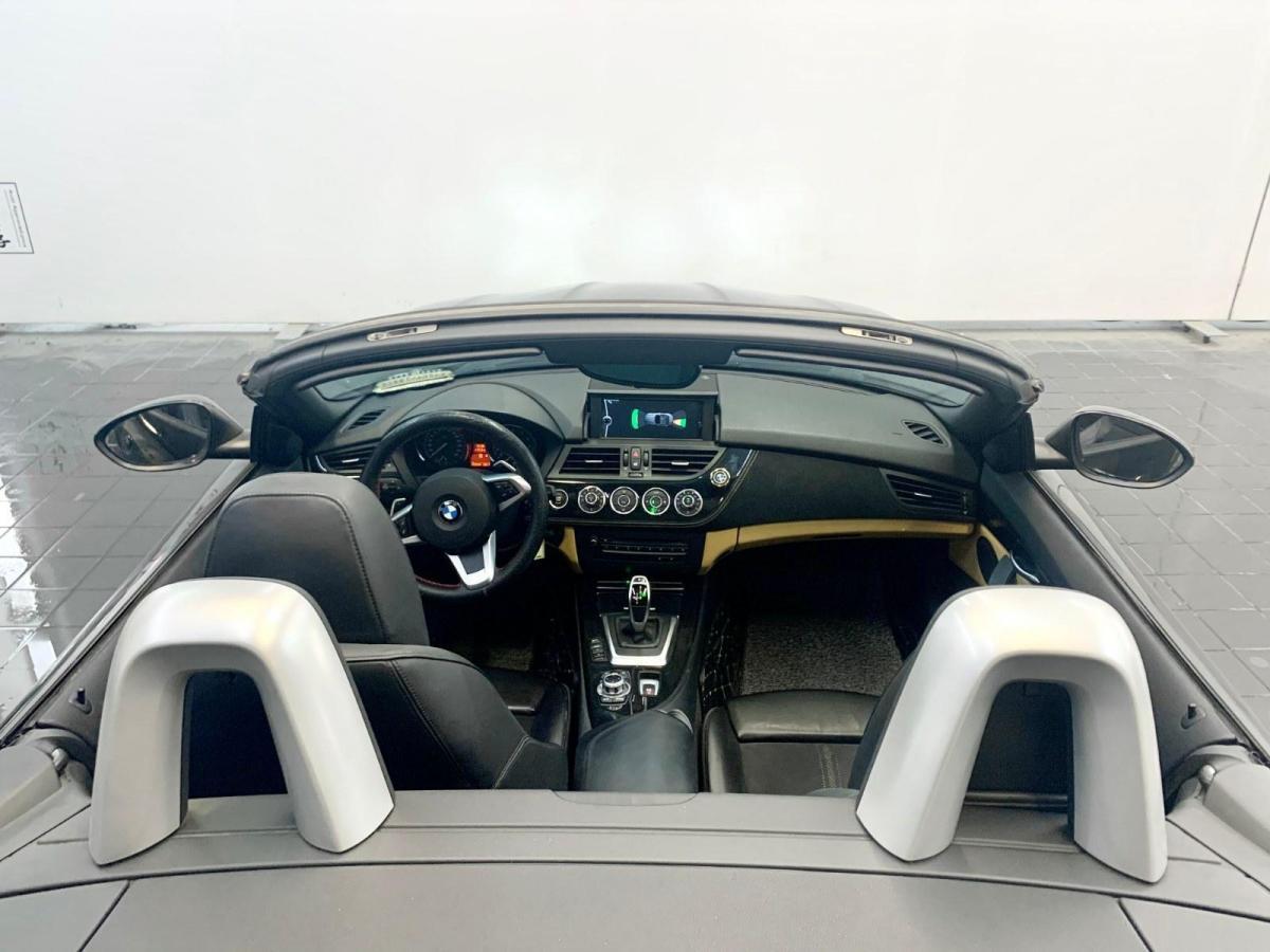 宝马 宝马Z4  2012款 sDrive20i十周年版图片