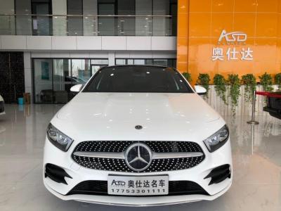 2019年7月 奔驰 奔驰A级 A 200 L 运动轿车图片
