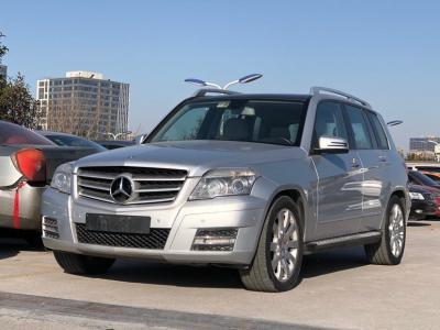 2010年12月 奔驰 奔驰GLK级(进口) GLK 300 4MATIC 豪华型图片